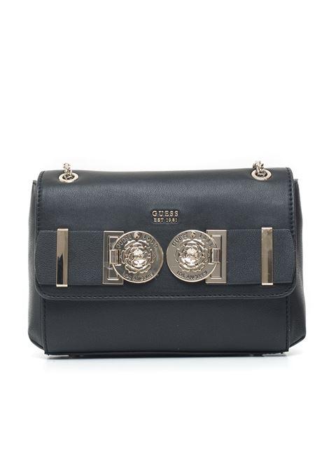 Carina small shoulder strap bag Guess | 31 | HWVG74-12210BLA