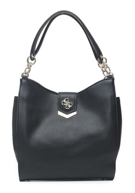 Kelsey large shopping bag Guess | 31 | HWVG74-43240BLA