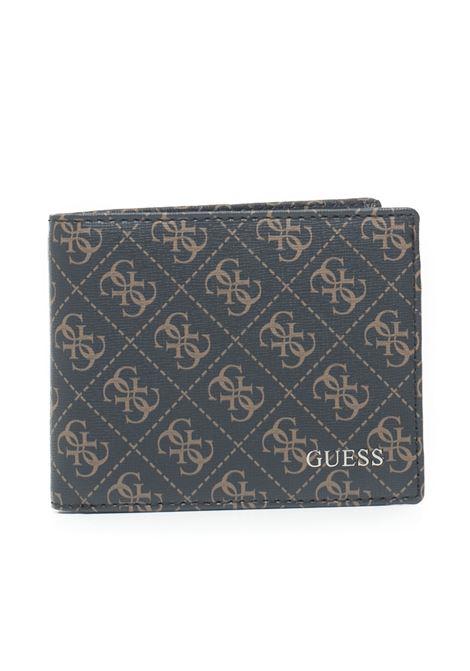 Manhattan Wallet Guess | 63 | SM2635-LEA20BRO