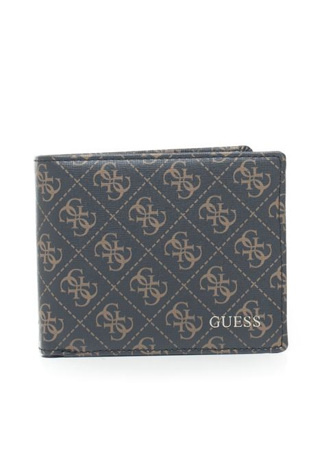 Manhattan Wallet Guess | 63 | SM2636-LEA38BRO
