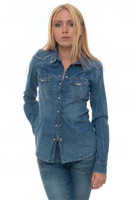 Denim blouse Guess   6   W93H11-D3P11GBLG