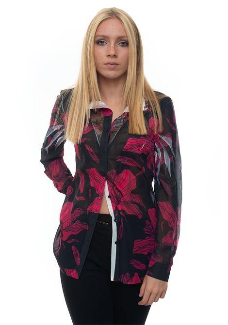 Camicia da donna Guess | 6 | W93H72-W70Q0PN88