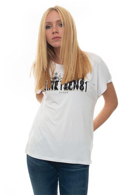 T-shirt Guess | 8 | W93I74-K68D0TWHT