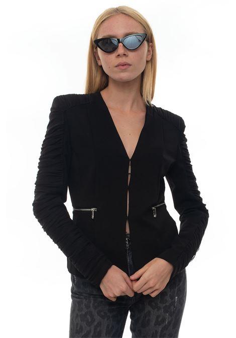 Jersey jacket Guess   3   W93L59-K8RN0JBLK