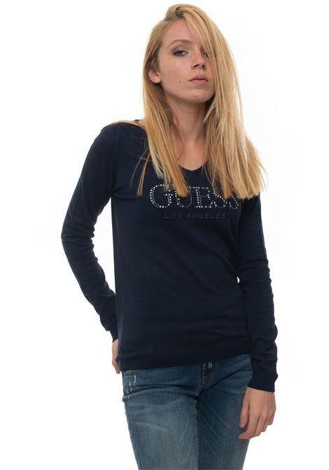 V-neck pullover Guess   7   W93R58-Z2760G720