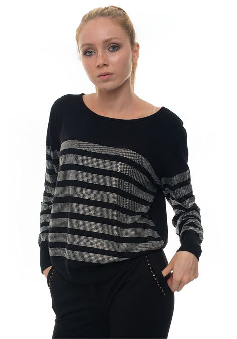 Round-necked pullover Guess | 7 | W93R82-2Z760JBLK