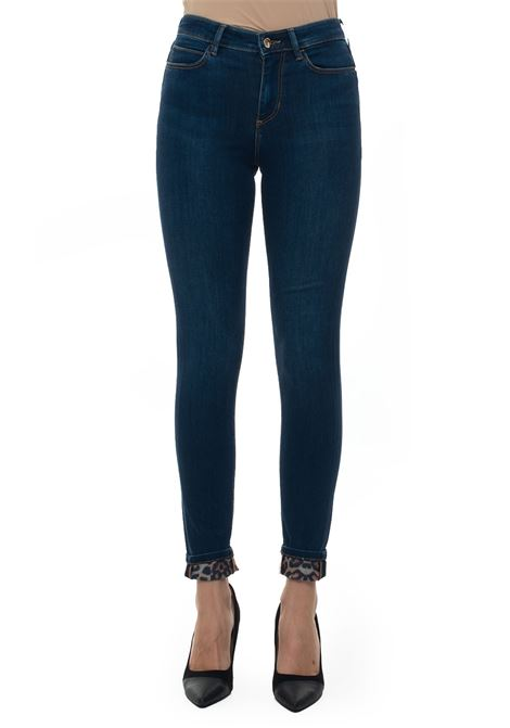 SKINNY HIGH 5 pocket denim Jeans Guess | 24 | W94A46-D2R70SFBS