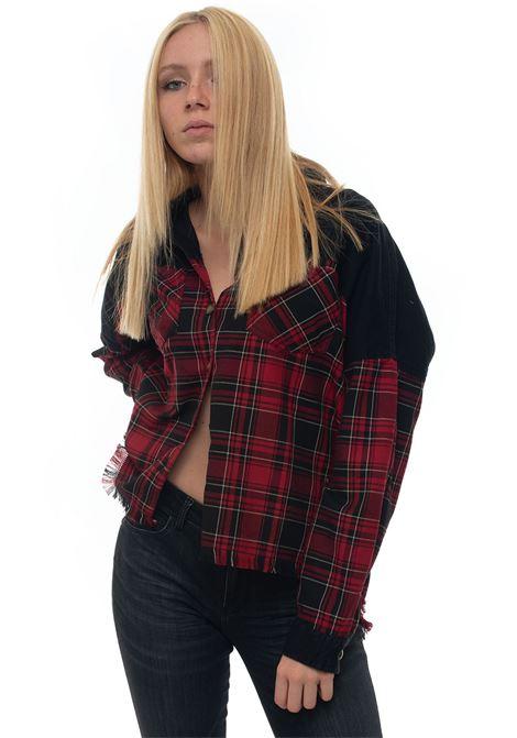 Camicia da donna Guess | 6 | W94H88-D2R32CCKP
