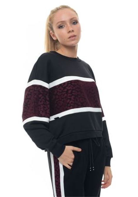 Over-size sweatshirt Guess | 20000055 | W94Q82-K7EX0JBLK