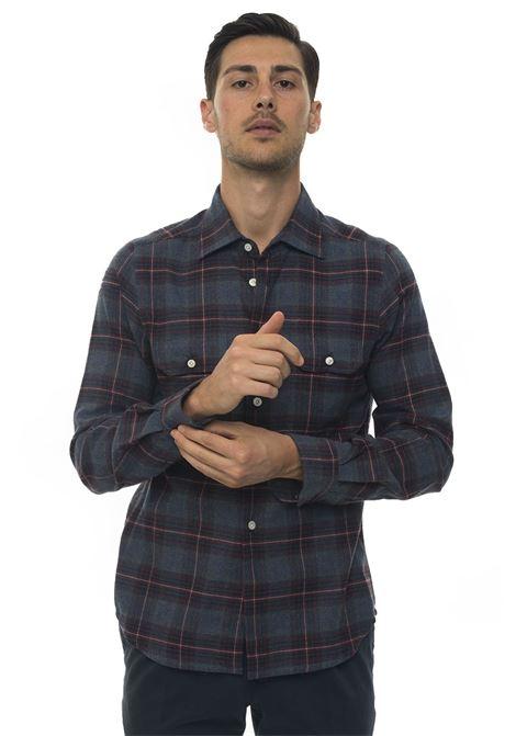 Camicia sportiva da uomo Kiton | 6 | UCWM-70769