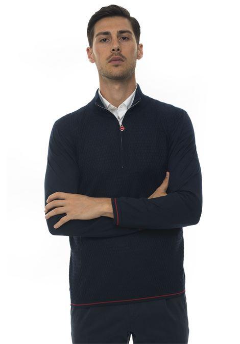 Half zip pullover Kiton | 7 | UK1105AI19K111