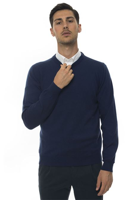 Round-neck pullover Kiton | 7 | UK1115WI194367