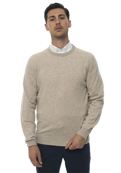 Round-neck pullover Kiton | 7 | UK1115WI194592
