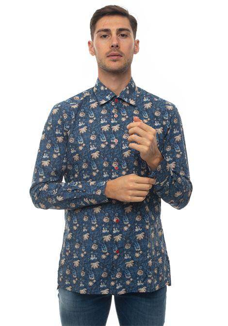 Camicia casual Kiton | 6 | UMCNER-70832