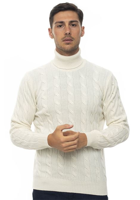 Turtleneck pullover Luigi Borrelli | 7 | 07MG2021-M850810
