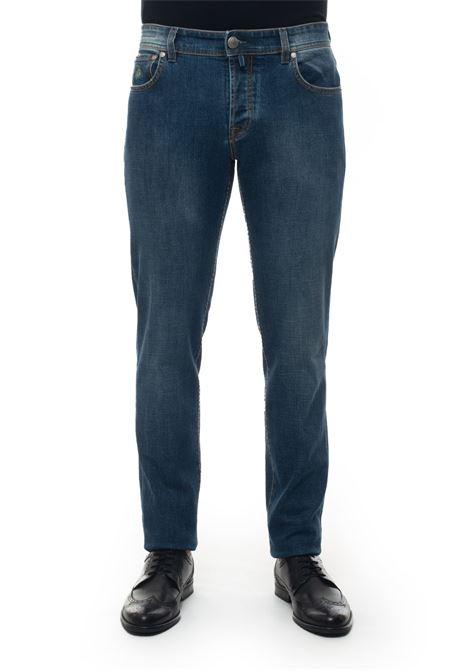 Jeans 5 tasche Caracciolo Luigi Borrelli | 24 | CARACCIOLO-TJ410UNI