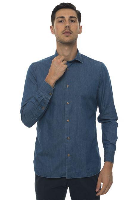 Camicia casual Luigi Borrelli | 6 | EVO_ST_FA24-S878370