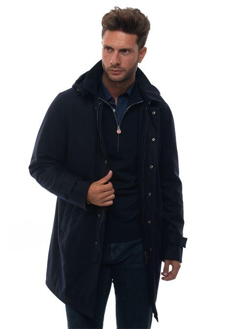 Hooded jacket Luigi Borrelli | 20000057 | OW030-G850771
