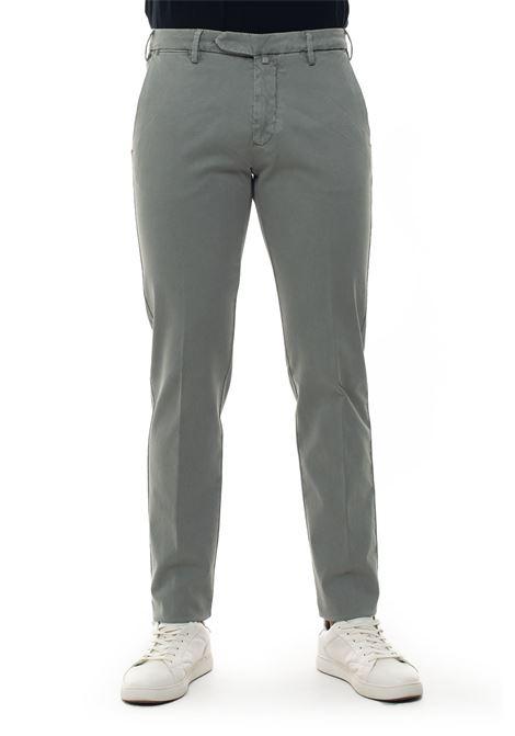 Pantalone modello chino Luigi Borrelli | 9 | POSILLIPO-TJ40331
