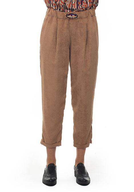 Award trousers with a turn-up cuff Mariella Rosati | 9 | AWARDC001