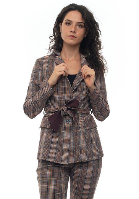 Bellini Long jacket with 2 buttons Mariella Rosati | 3 | BELLINIY001