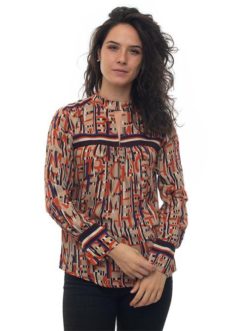 Elen women's soft shirt Mariella Rosati | 6 | ELENY001
