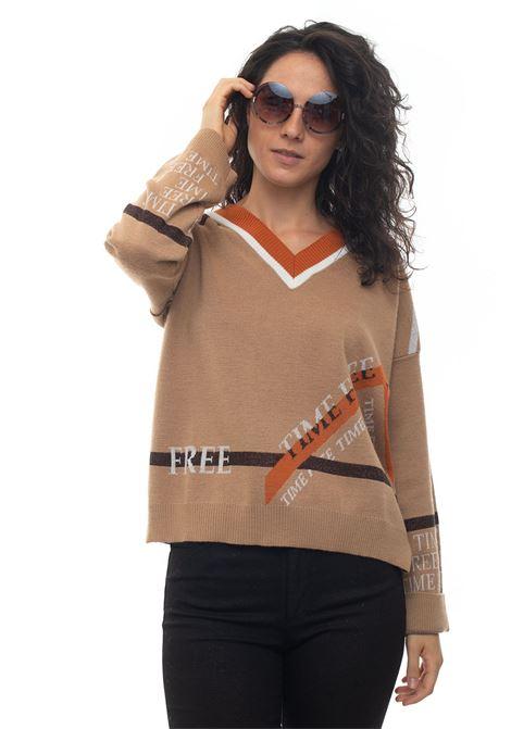 Voice V-neck pullover Mariella Rosati | 7 | VOICEY001