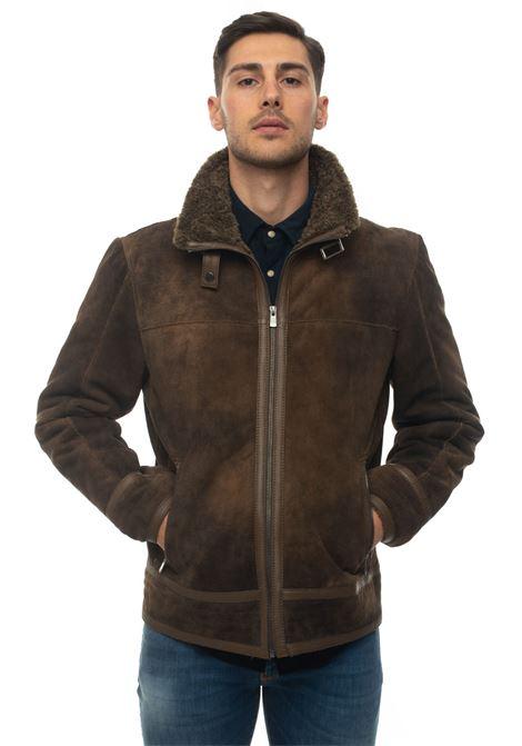 Short shearling jacket MINORONZONI 1953 | -276790253 | MRF1910J14CXL