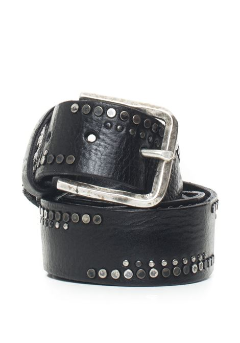 Leather belt MINORONZONI 1953 | 20000041 | MRF191C005C99