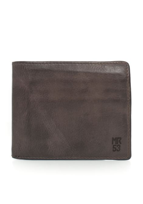 Leather wallet MINORONZONI 1953 | 63 | MRF192P159C60