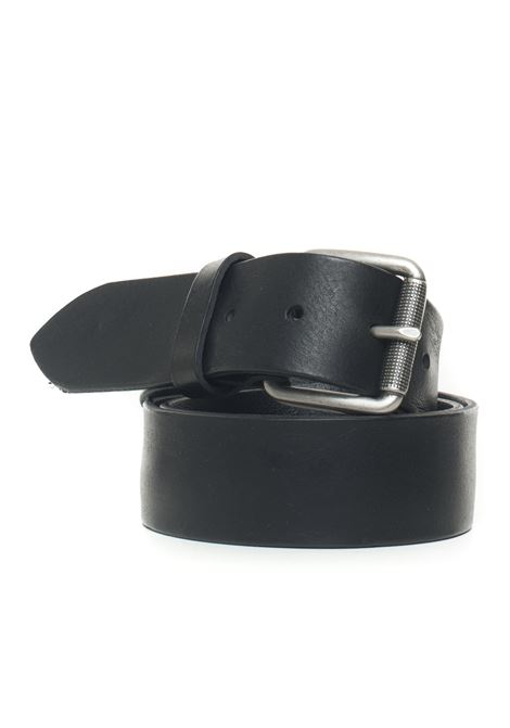 Leather belt MINORONZONI 1953 | 20000041 | MRF195C024C99