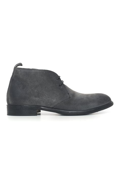 Suede ankle boots MINORONZONI 1953 | 12 | MRF199S515C70
