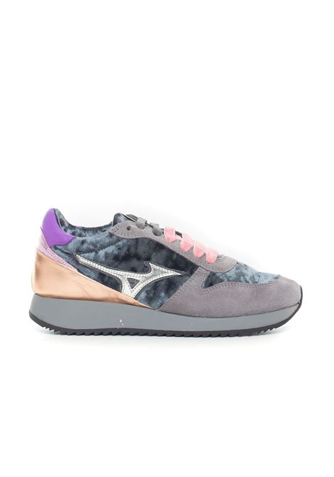 Etamin Velvet Sneakers with laces Mizuno | 5032317 | D1GC194608