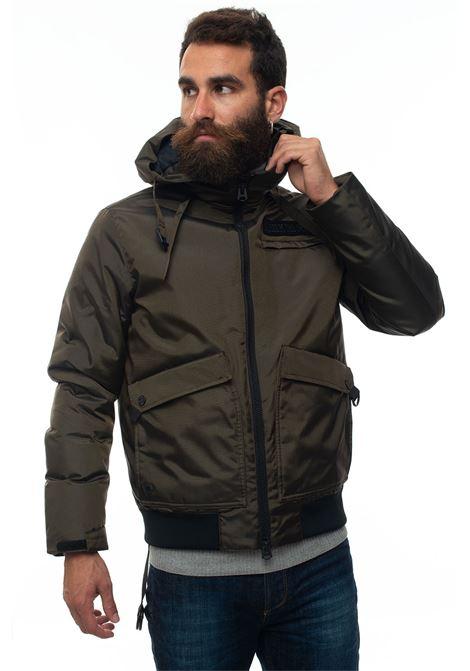 Brixton Bomber jacket Museum | -276790253 | JA05-NY701C014