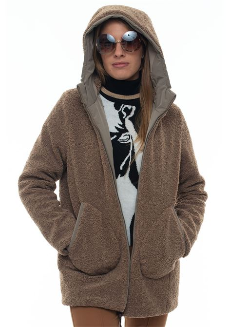 Linnet hooded jacket Museum | 20000057 | PL614-JA30C137
