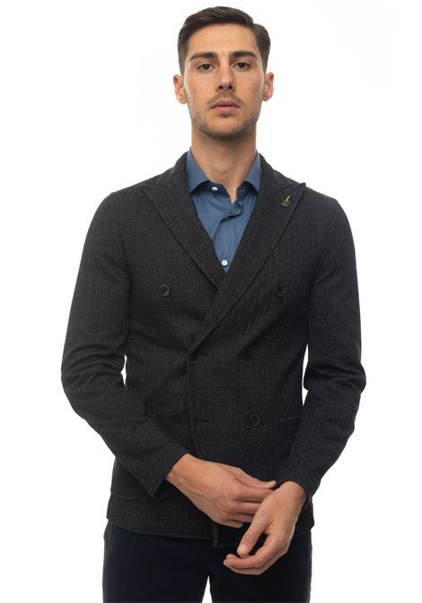 Double-breasted jacket Paoloni | 3 | G967-19153989