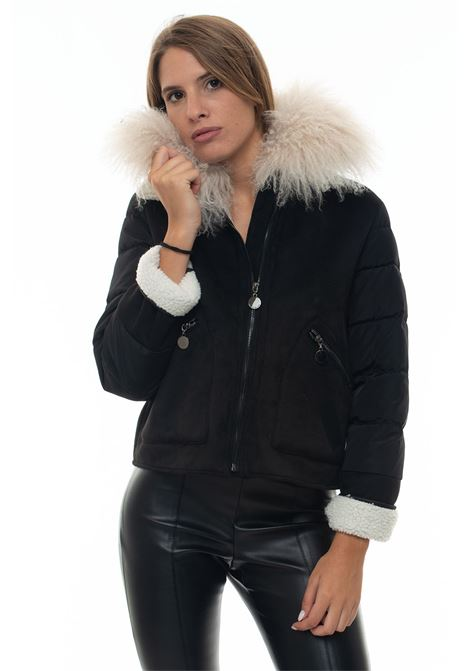 AGIO Faux sheepskin harrington jacket Pennyblack | -276790253 | AGIO-354002