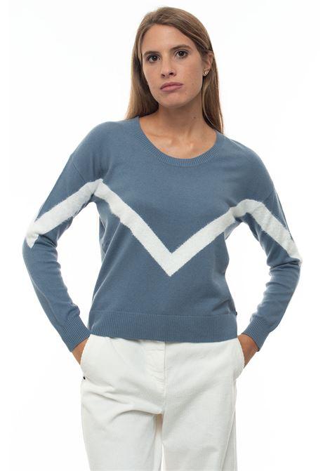 OBLIQUO Round-necked pullover Pennyblack   7   OBLIQUO-391003