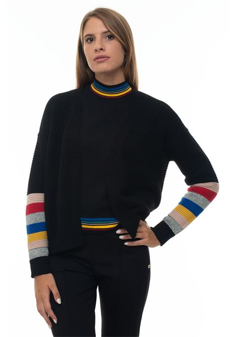 ODIERNO Knit cardigan Pennyblack | 39 | ODIERNO-G05004