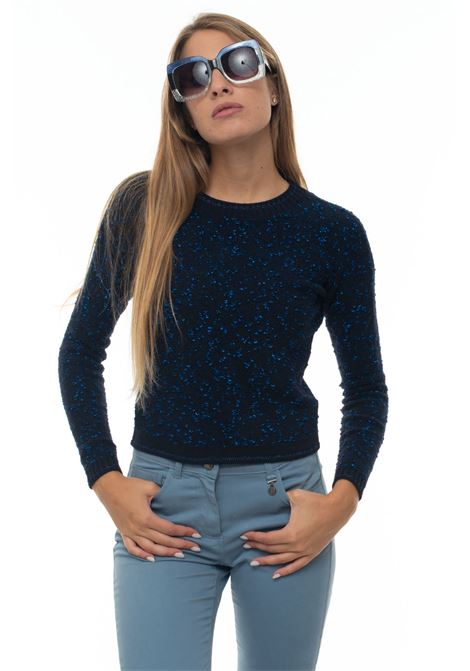 OFFSET Round-necked pullover Pennyblack | 7 | OFFSET-334002