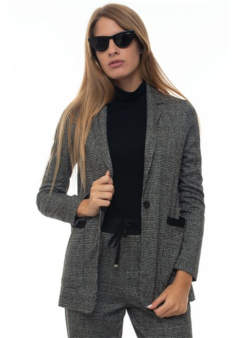 Raffaele Long jacket with 1 button Pennyblack | 3 | RAFFAELE-310001