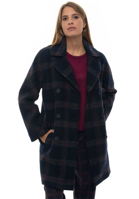 RAFIA Double-breasted coat Pennyblack | 17 | RAFIA-313003