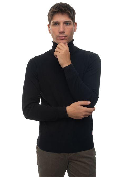 Pullover collo alto Gorran Peuterey | 7 | GORRAN_04-PEU3459NER