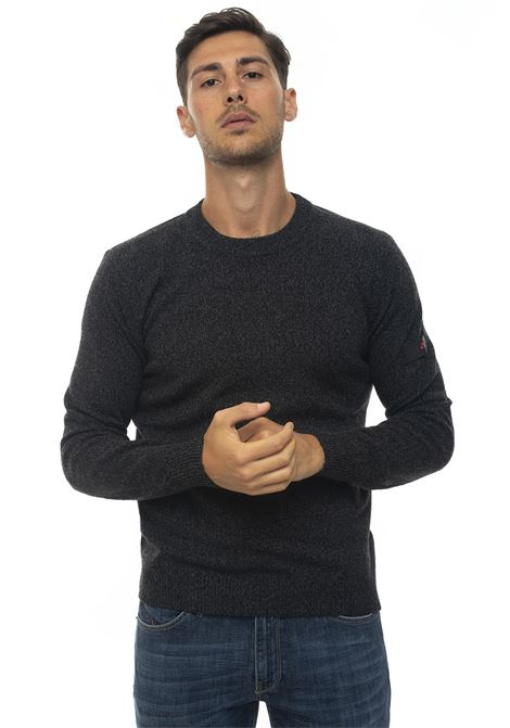 Warning_Mou02 Round-necked pullover Peuterey | 7 | WARNING.MOU02-PEU3350368