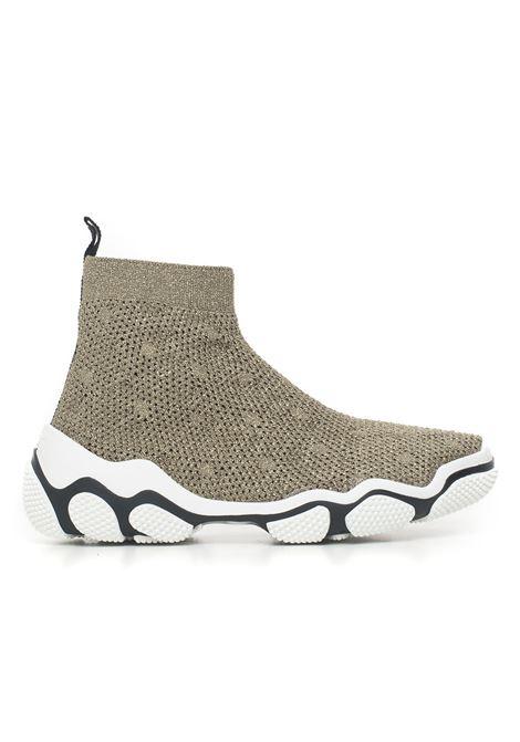 Sneakers alta in tessuto Red Valentino | 5032317 | SQ2S0C14-FSIL01