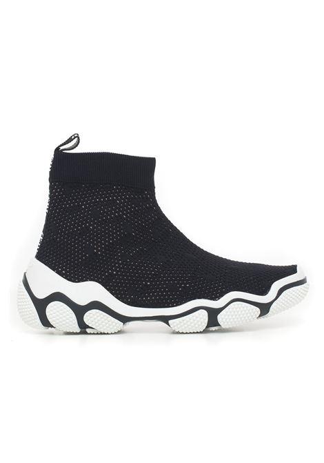 Sneakers alta in tessuto Red Valentino | 5032317 | SQ2S0C14-LJWCC7