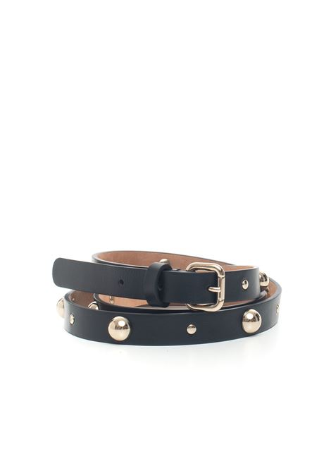 Narrow leather belt Red Valentino | 20000041 | SQ2T0A67-MENONO