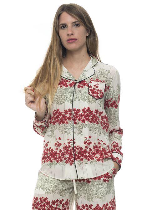Camicia in seta a fantasia Red Valentino | 6 | SR3AB175-4A1031