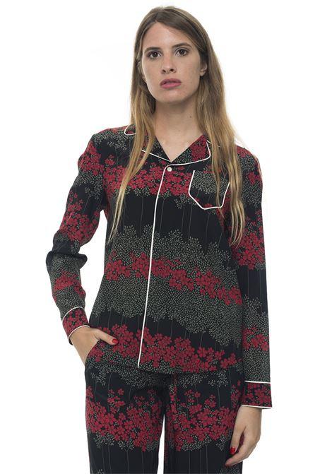 Camicia in seta a fantasia Red Valentino | 6 | SR3AB175-4A10NO