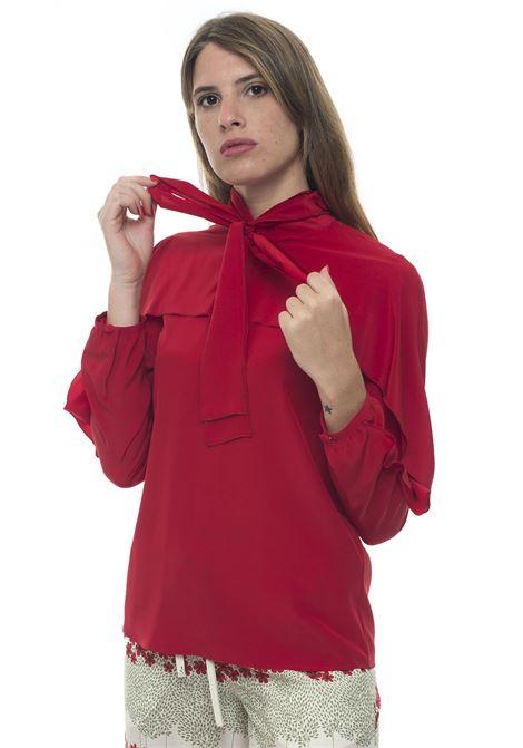 Camicia in seta Red Valentino | 6 | SR3ABB20-23HD05